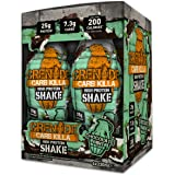 Grenade Carb Killa 330ml Chocolate Mint High Protein Shake Bottles, Pack of 4