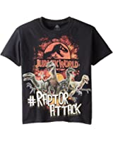 Jurassic World Boys Short Sleeve T-Shirt