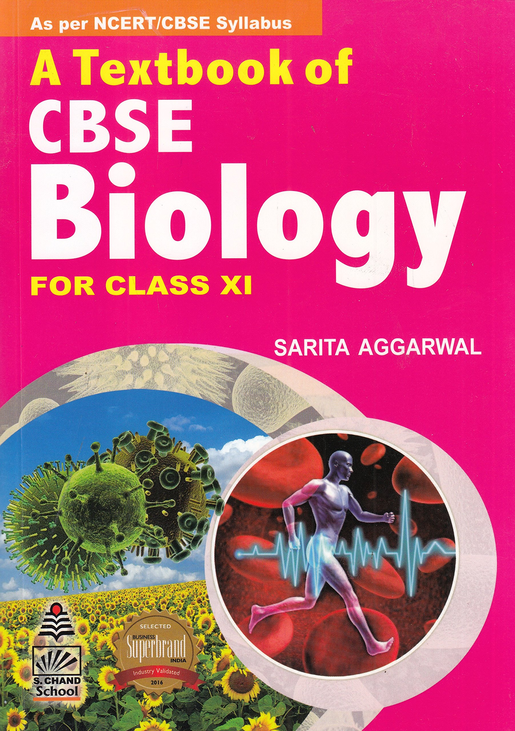 Biology Book For Class 11