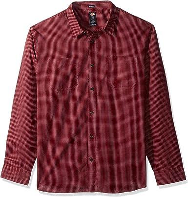 Dickies Camisa de manga larga para hombre, ajuste holgado, talla grande: Amazon.es: Ropa y accesorios