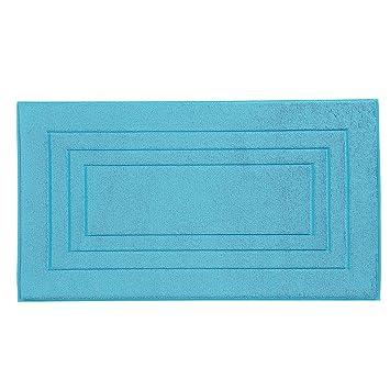 badeteppich vossen calypso bath mat turquoise 60x100 cm badteppich kleine wolke rund