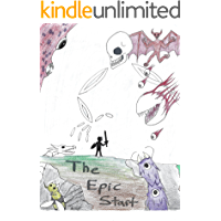 The Epic Start: An Unofficial Terraria Series (The Epic Series Book 1) (English Edition)