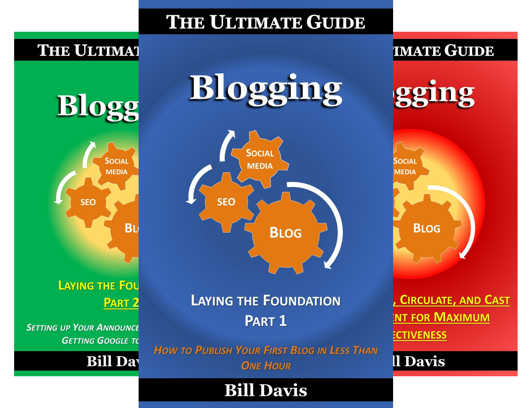 The Ultimate Guide To Blogging (4 Book Series) Pdf