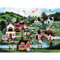 Ceaco Perfect Piece Count Puzzle - Jane Wooster Scott - A Picture Perfect Day
