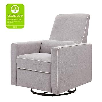 Amazon.com: Silla reclinable DaVinci Piper tapizado de uso ...