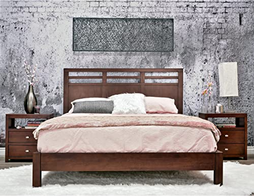 Epoch Design Parkrose Full Platform Bed Frame