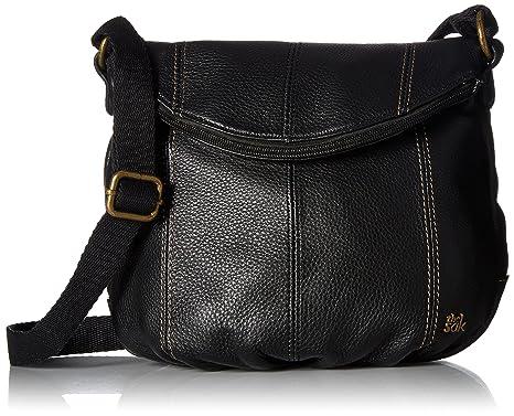 712dab6cd4 The SAK Deena Crossbody, Black: Handbags: Amazon.com