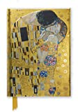 Gustav Klimt: The Kiss (Foiled Journal) (Flame Tree Notebooks)