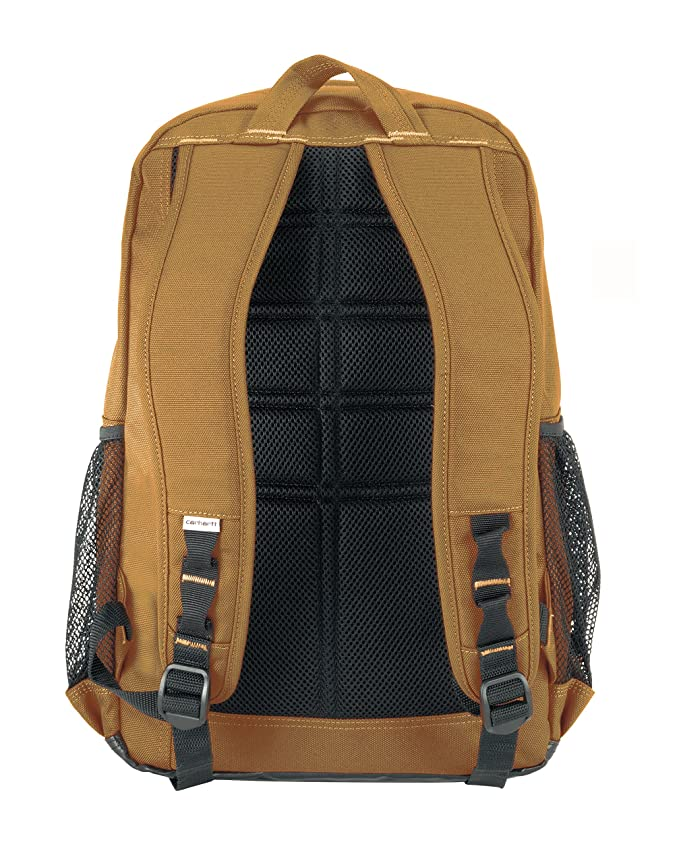 40029a74ff Amazon.com  Carhartt Legacy Standard Work Backpack with Padded Laptop  Sleeve and Tablet Storage