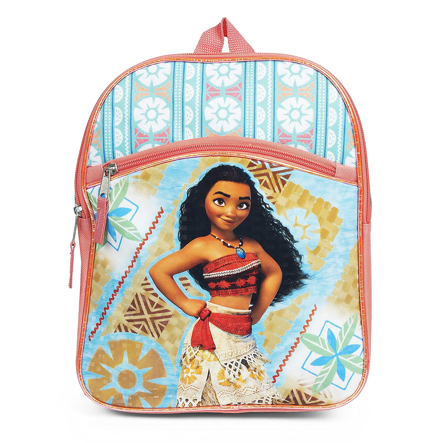 Disney Moana Blue 12 Inch Toddler Backpack School Bag