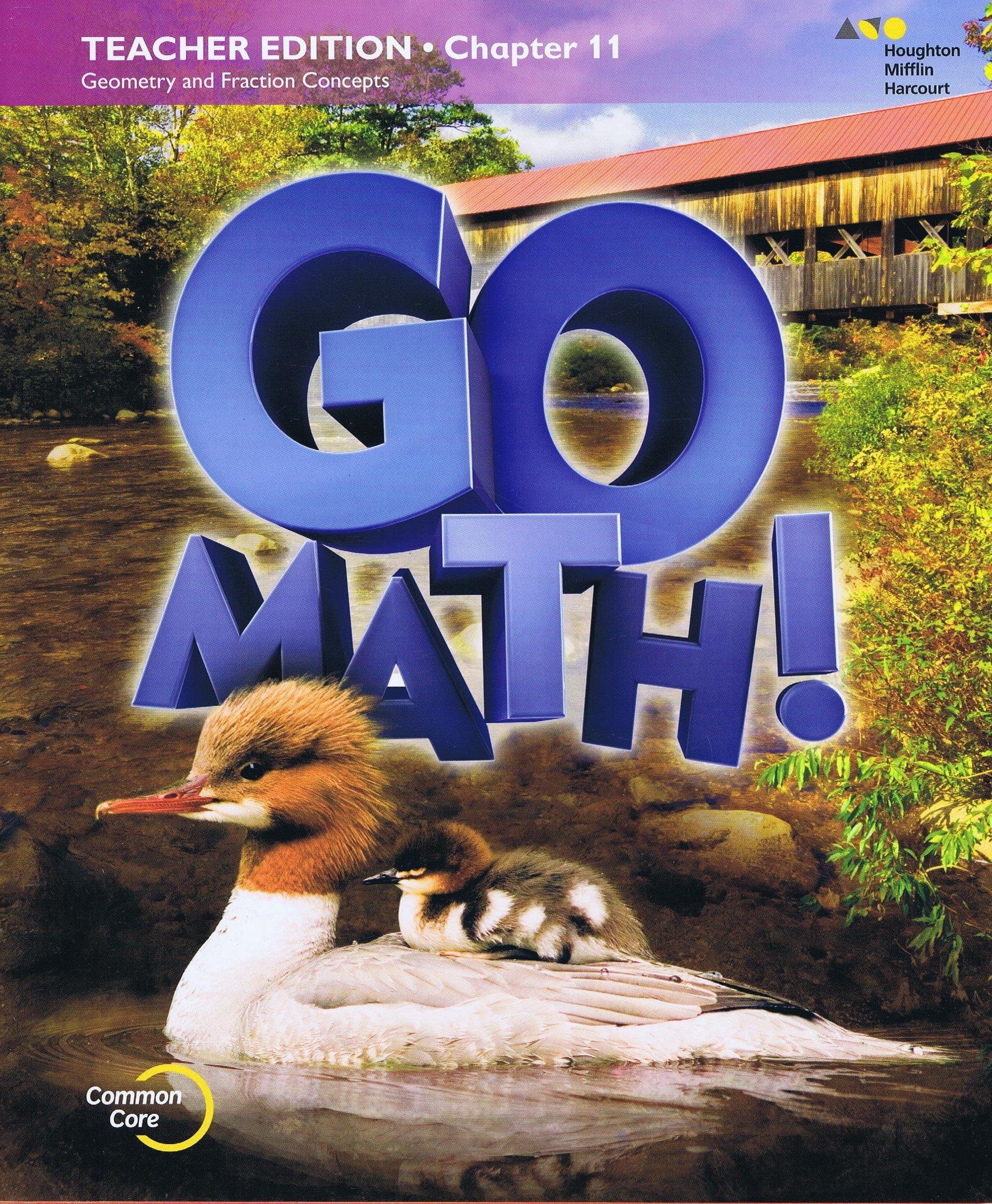 Go math grade 2 teachers edition chapter 11 geometry and fraction go math grade 2 teachers edition chapter 11 geometry and fraction concepts hmh 9780544295865 amazon books fandeluxe Gallery