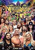 WWE: WrestleMania 34 (DVD) シンスケ・ナカムラ 日本人初の快挙‼レッスルマニアでWWE王座戦に挑む‼ [並行輸入品]