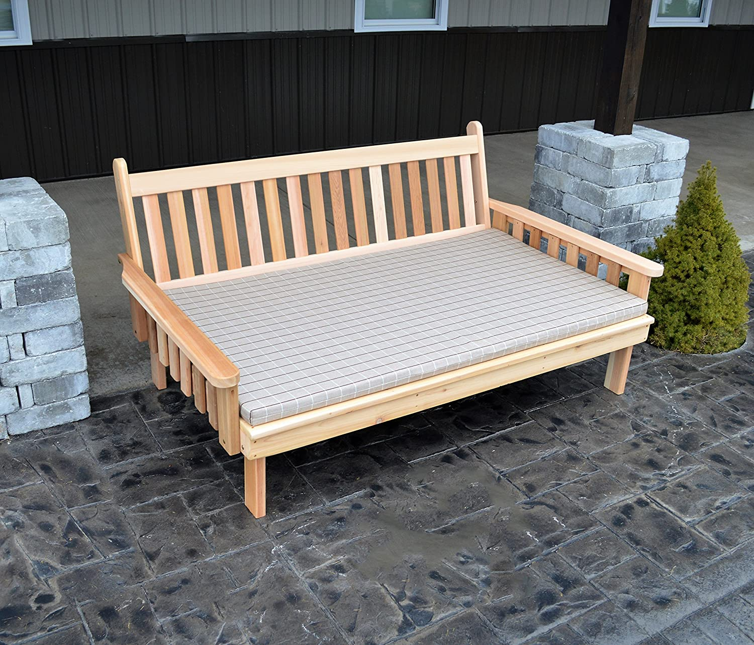 Amazon & Amazon.com : ASPEN TREE INTERIORS Best Outdoor DAYBED 6 ...