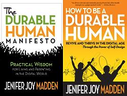 Durable Human (2 Book Series) by  Jenifer Joy Madden