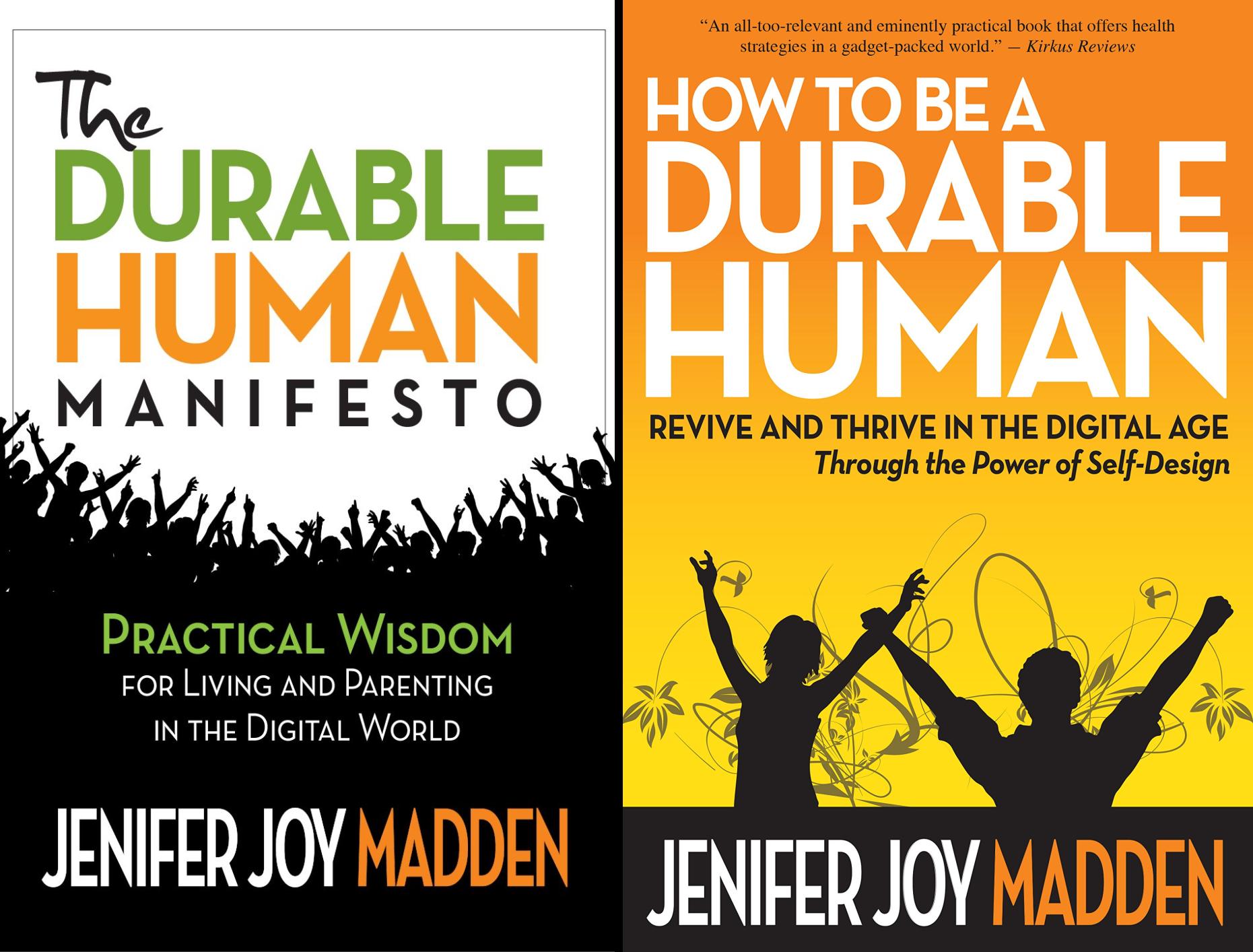 Durable Human (2 Book Series)