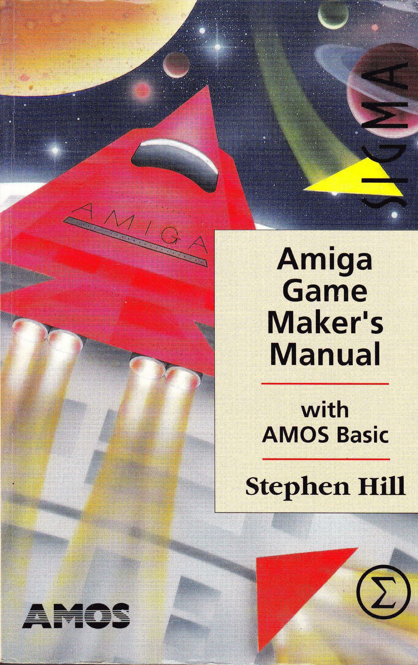 Amiga Game Maker's Manual: With AMOS Basic: Amazon co uk: S