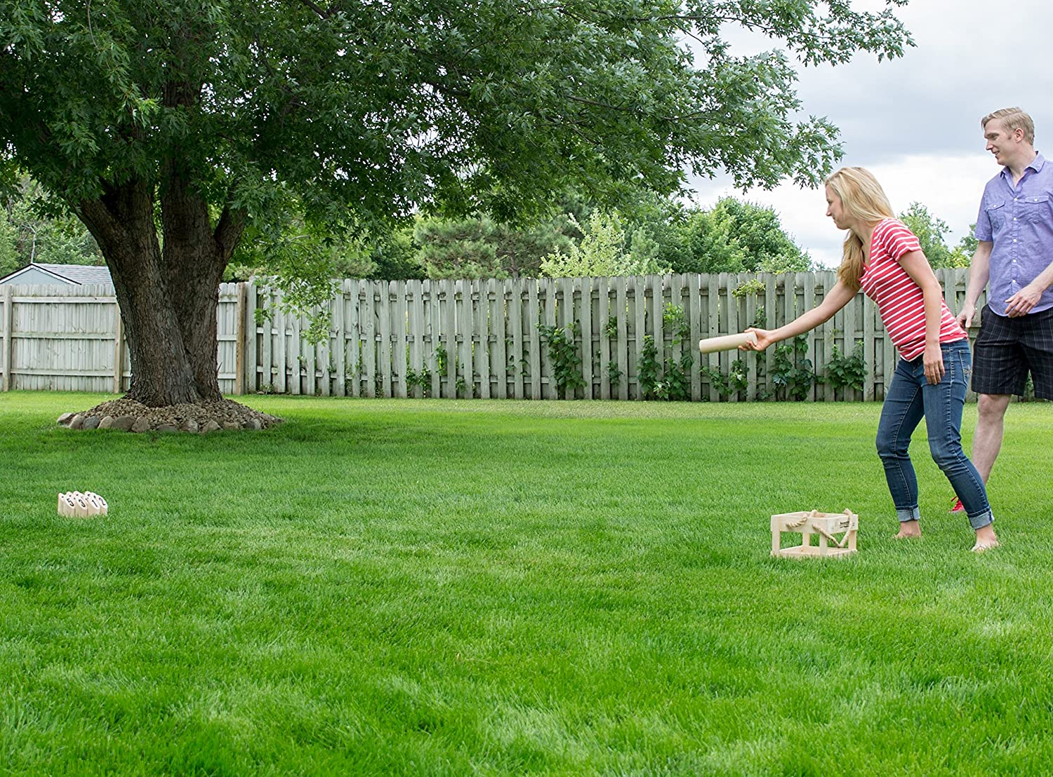 amazon com scatter outdoor game croquet sets sports u0026 outdoors