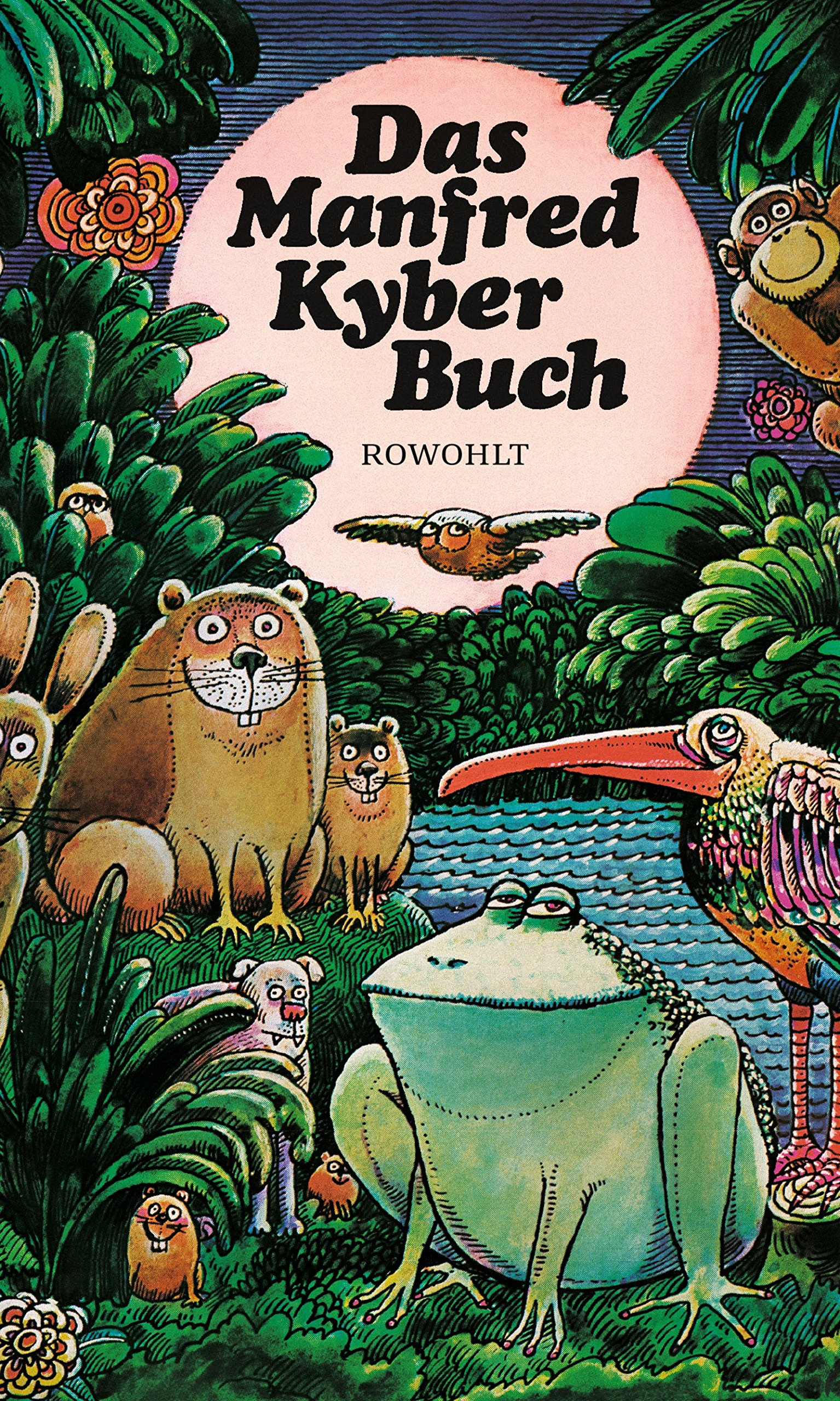 Das Manfred Kyber Buch. Tiergeschichten und Märchen