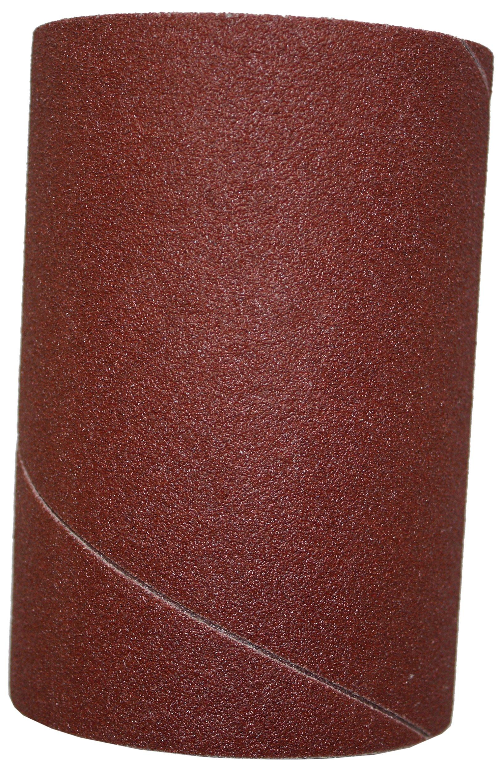 DELTA 31-811 3-Inch 80 Grit Sanding Sleeves for 31-780 Spindle Sander (6-Pack) by DELTA