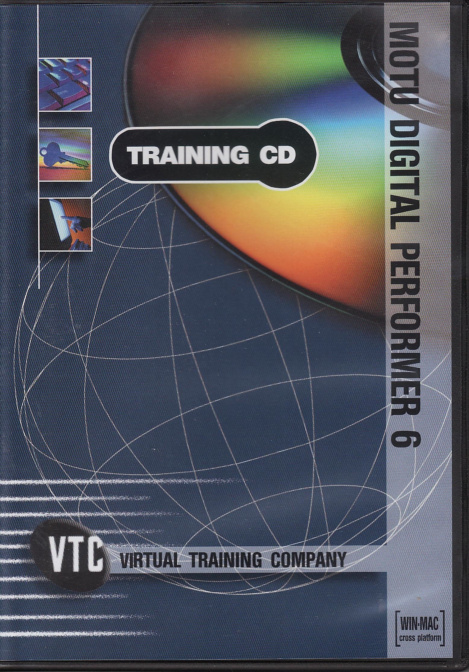 MOTU Digital Performer 6 VTC Training CD pdf epub