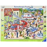"Ravensburger 06581 - ""110, 112 - Eilt herbei!"" Puzzle"