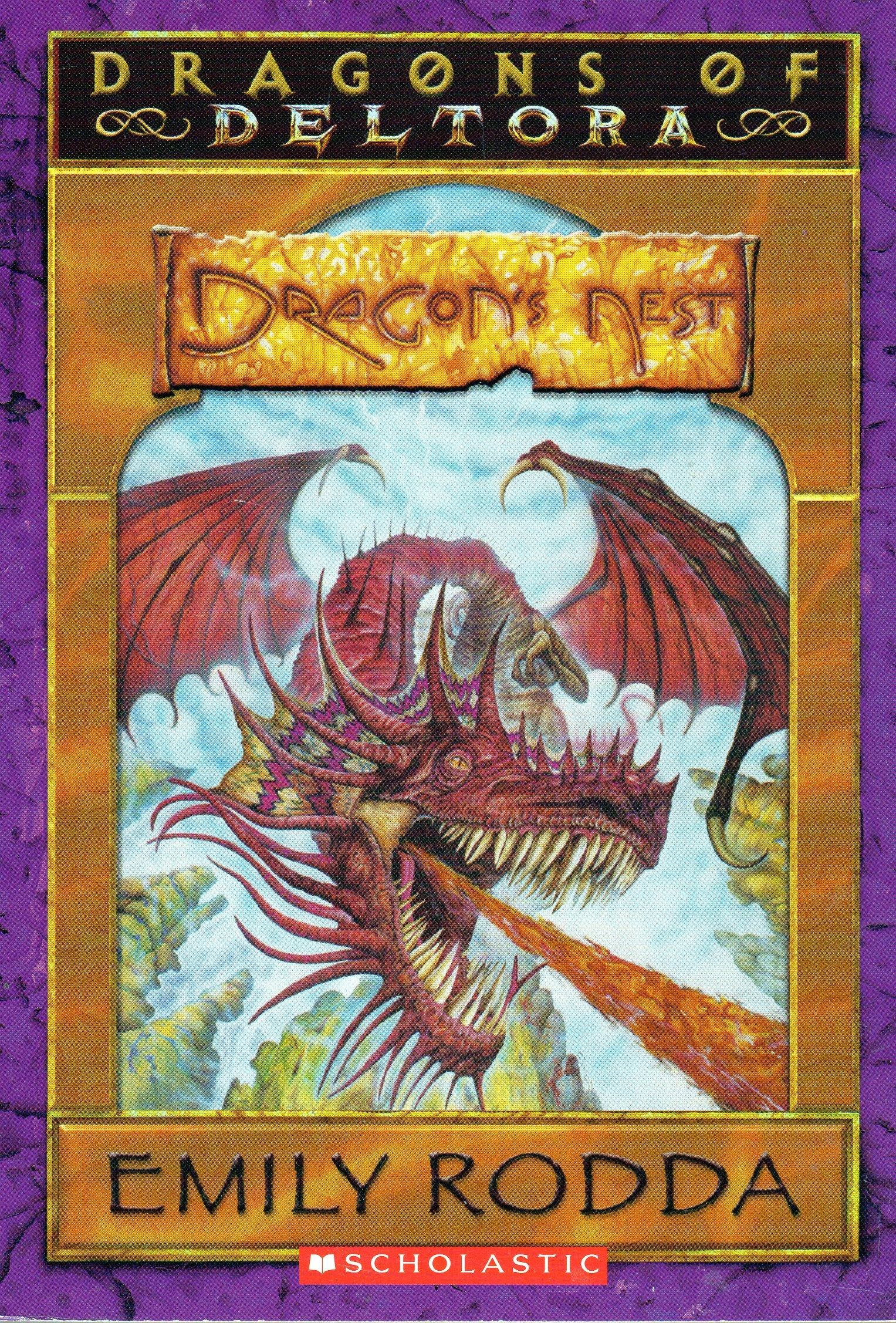 Download Dragon's Nest (Dragons of Deltora, 1) pdf