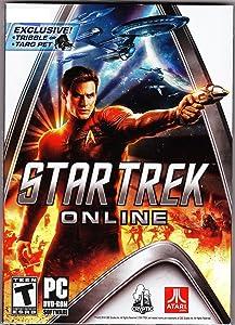 Star Trek Online with Bonus Exclusive Tribble or Targ Pet