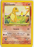 Pokemon Base Set Common Card #46/102 Charmander