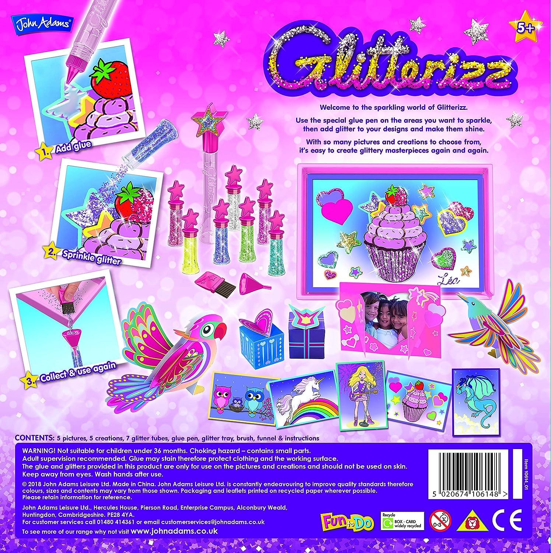 John Adams 10768 Bookeez Multi /& Adams 10614 Toy Multi-Colour