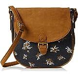 Animal Womens Cori Cross Body Shoulder Bag, 6x24x21 cm (W x H x L)