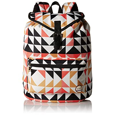Roxy Junior's Driftwood Polyester Backpack