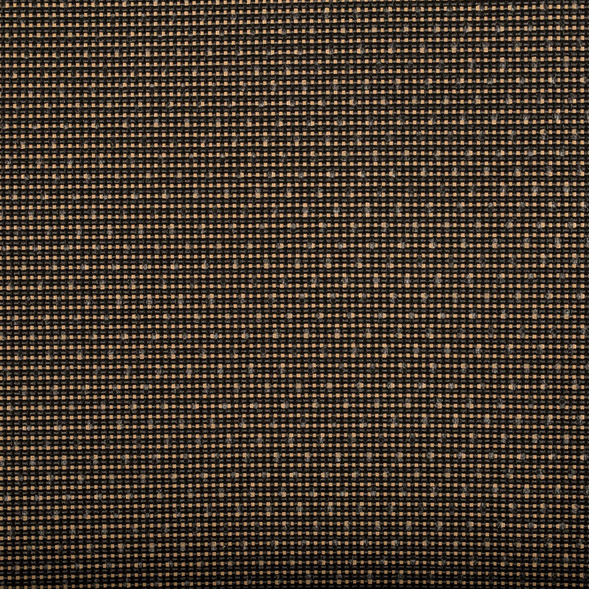 NeverWet Platinum Double Patio Chaise Lounge Cover, (Black and Tan Weave) by EmpireCovers (Image #1)