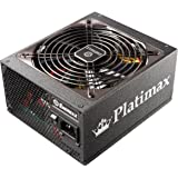 Enermax Platimax 850W 80 PLUS Platinum Certified Modular ATX12V/EPS12V SLI Ready CrossFire Ready Power Supply, EPM850EWT