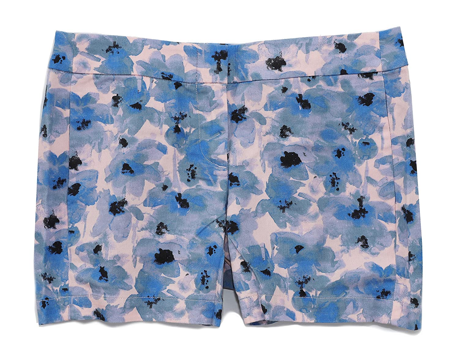 Floral Watercolor J Crew Factory Women's  5  Printed Shorts