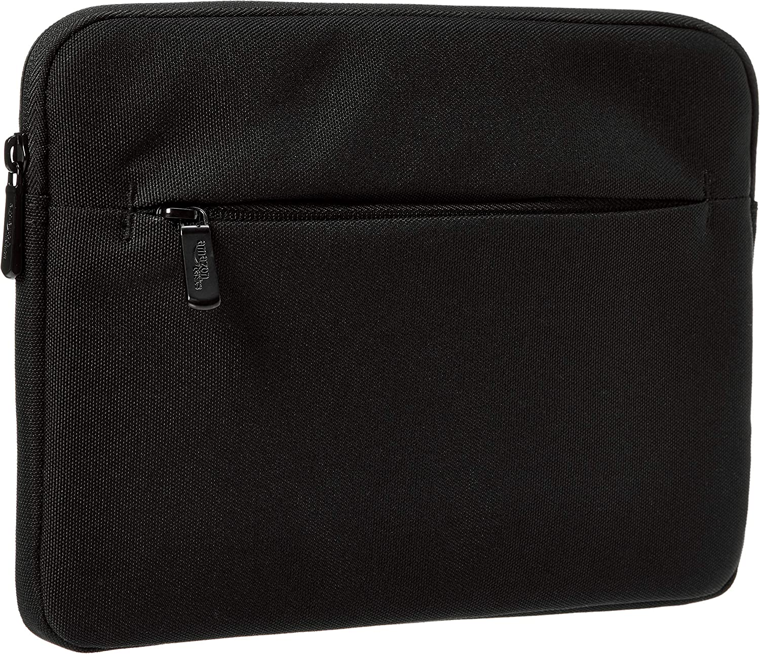 "AmazonBasics Tablet Sleeve with Front Pocket, 10"", Black"