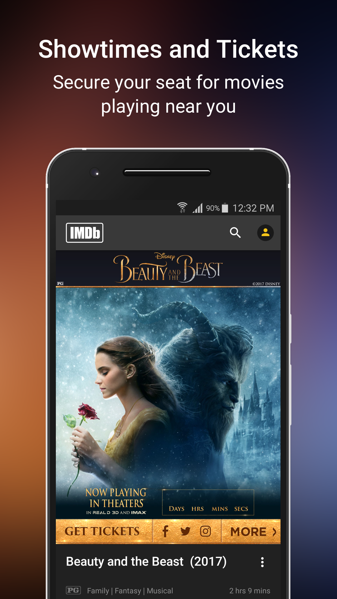 Amazon.com: IMDb Movies & TV: Appstore for Android