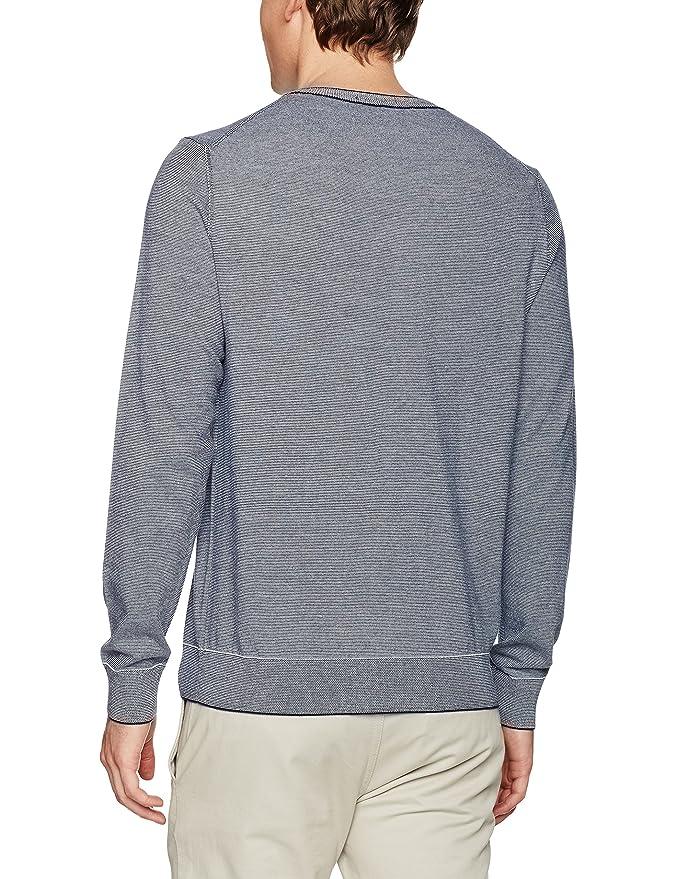 Rick, Jersey para Hombre, Azul (Navy 22), Large (Talla del Fabricante: 52) Brax