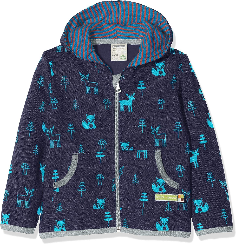 Loud+Proud warme Hose blau mit Wollanteil