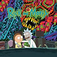 Rick and Morty (Original Soundtrack) (Vinyl)