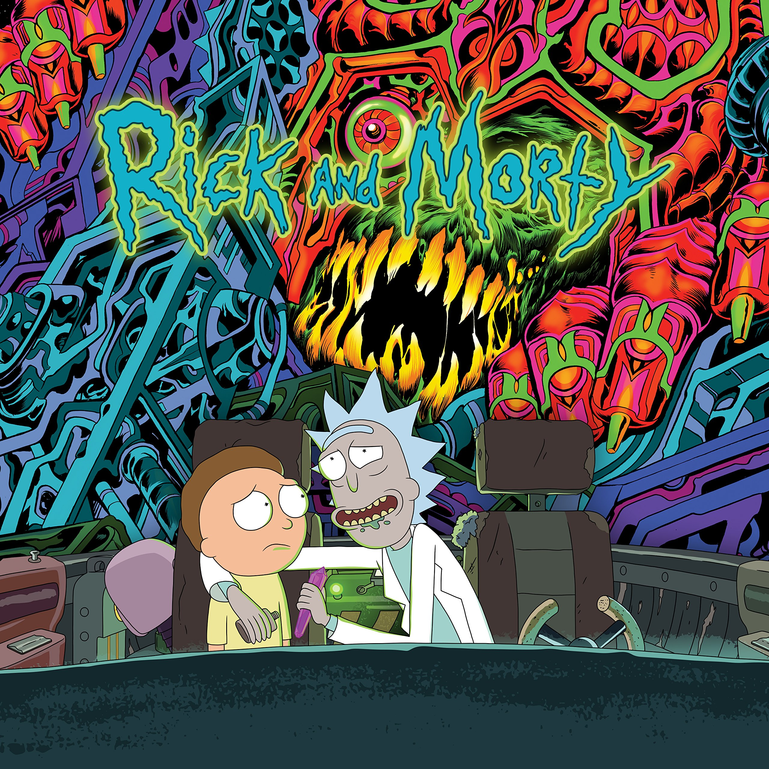 The Rick and Morty Soundtrack (Box Set) by Sub Pop Records