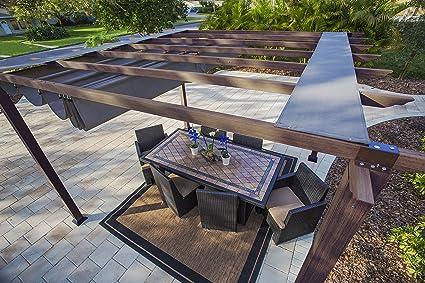 Paragon Outdoor PR11WD2C - Estructura de patio con estructura ...