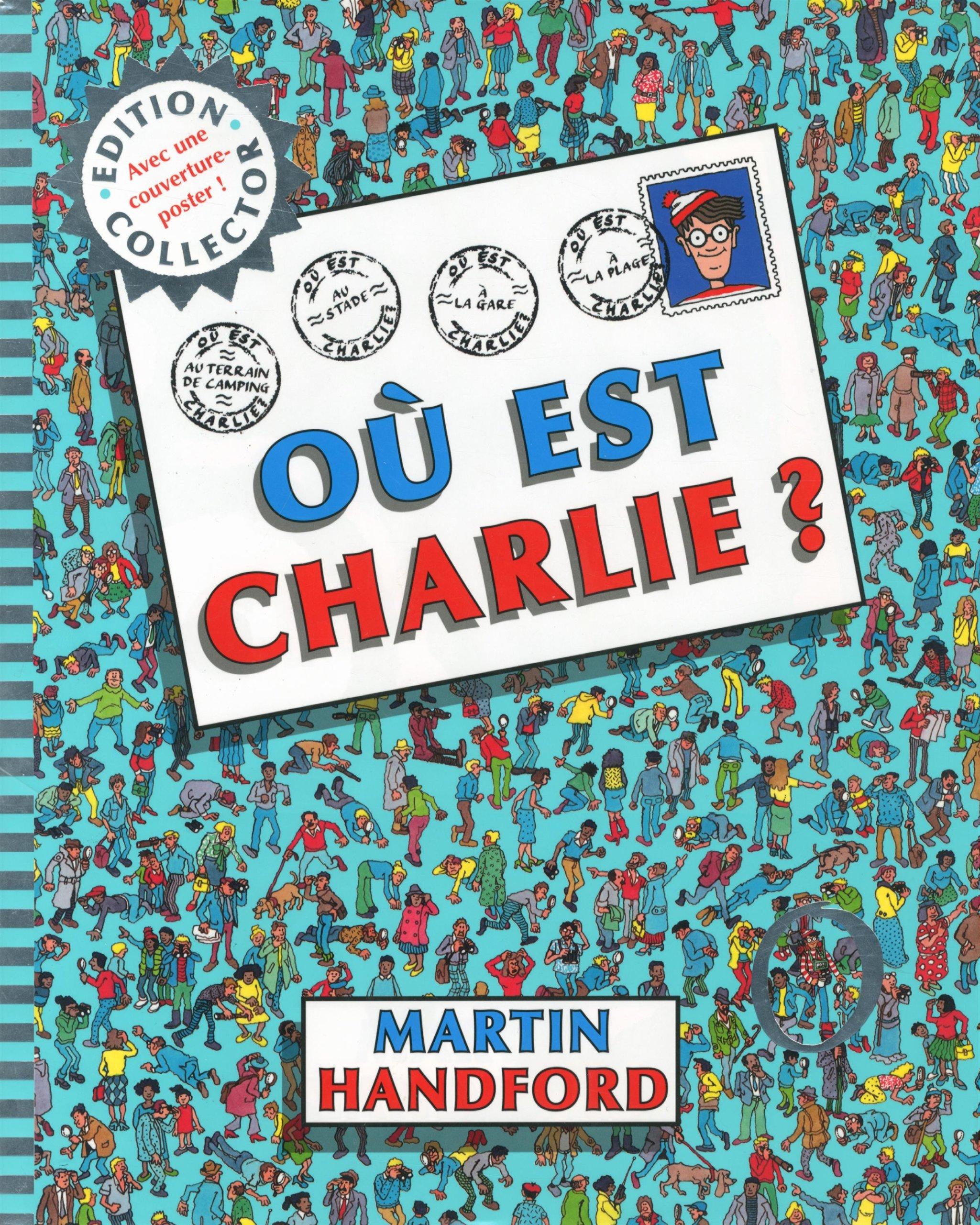 Collector Ou Est Charlie 9782324006555 Amazon Com Books