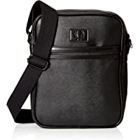 Fred Perry Men's Saffiano Side Bag