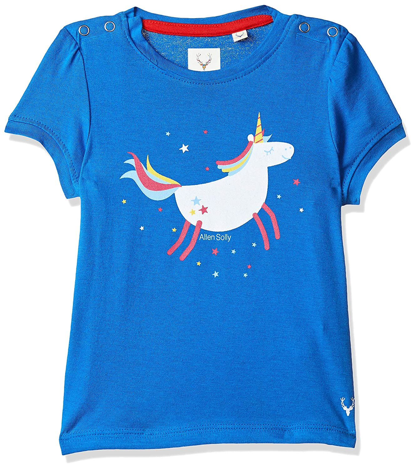 For 129/-(82% Off) Allen Solly kids clothing up to 82% off at Amazon India