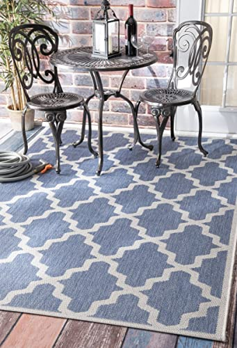 nuLOOM Gina Moroccan Indoor/Outdoor Area Rug