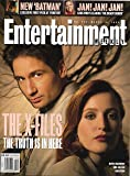 """Entertainment Weekly #265 The X-Files """"The Truth Is In"""