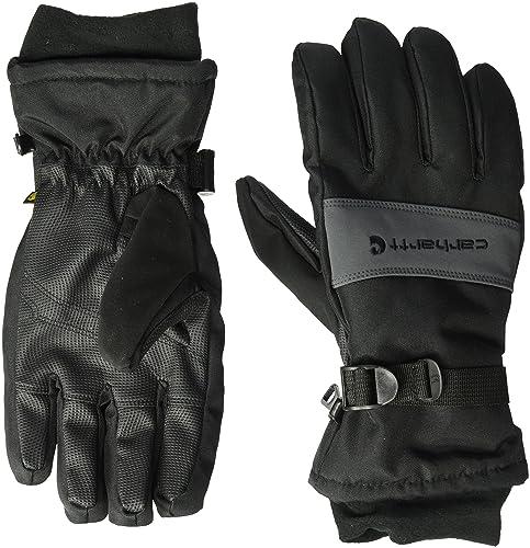 Carhartt Men's W.P. Waterproof Insulated Glove Review