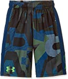 Amazon Price History for:Under Armour Boys Instinct Printed Shorts