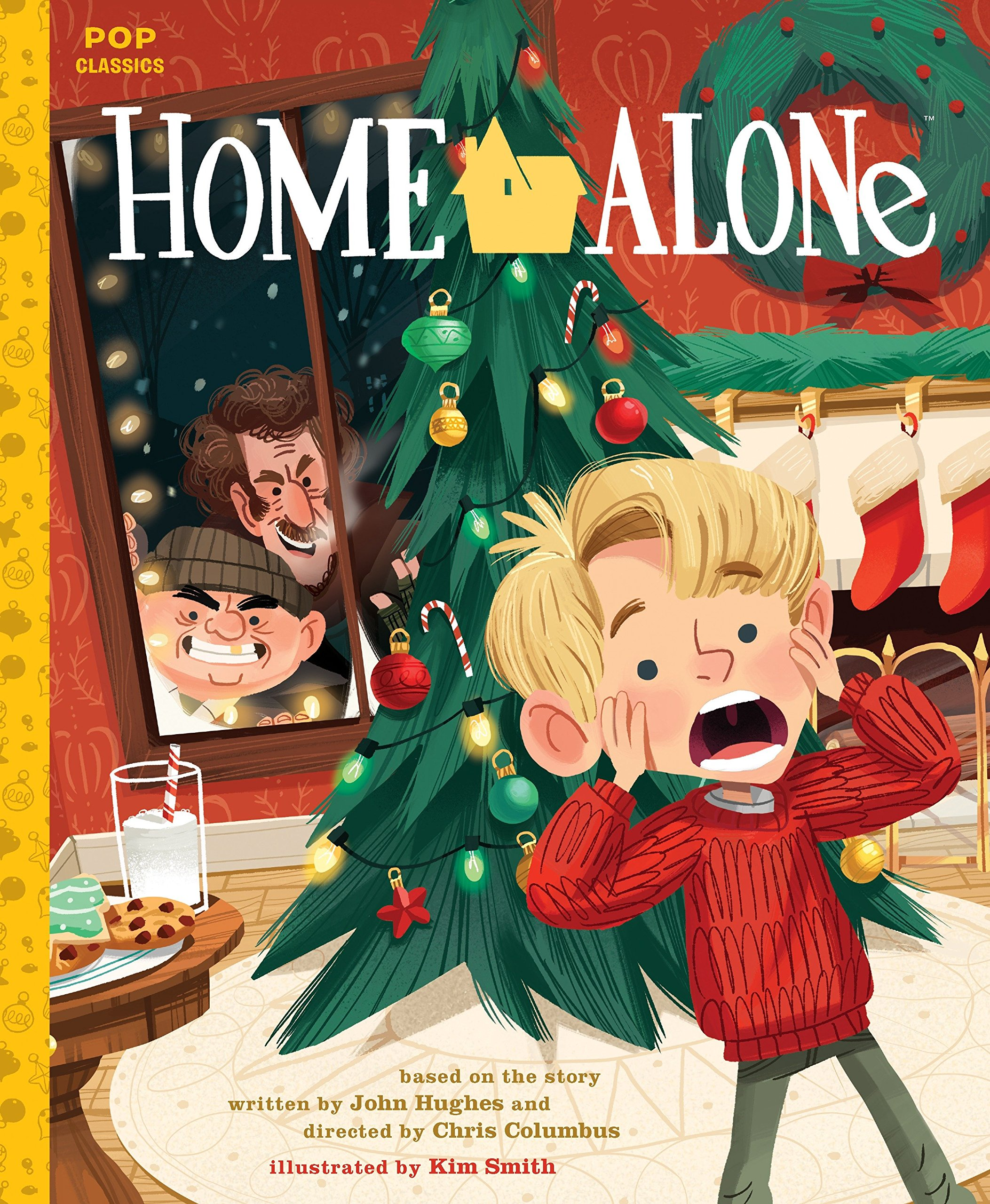 Buy Home Alone illustrated book by Kim Smith