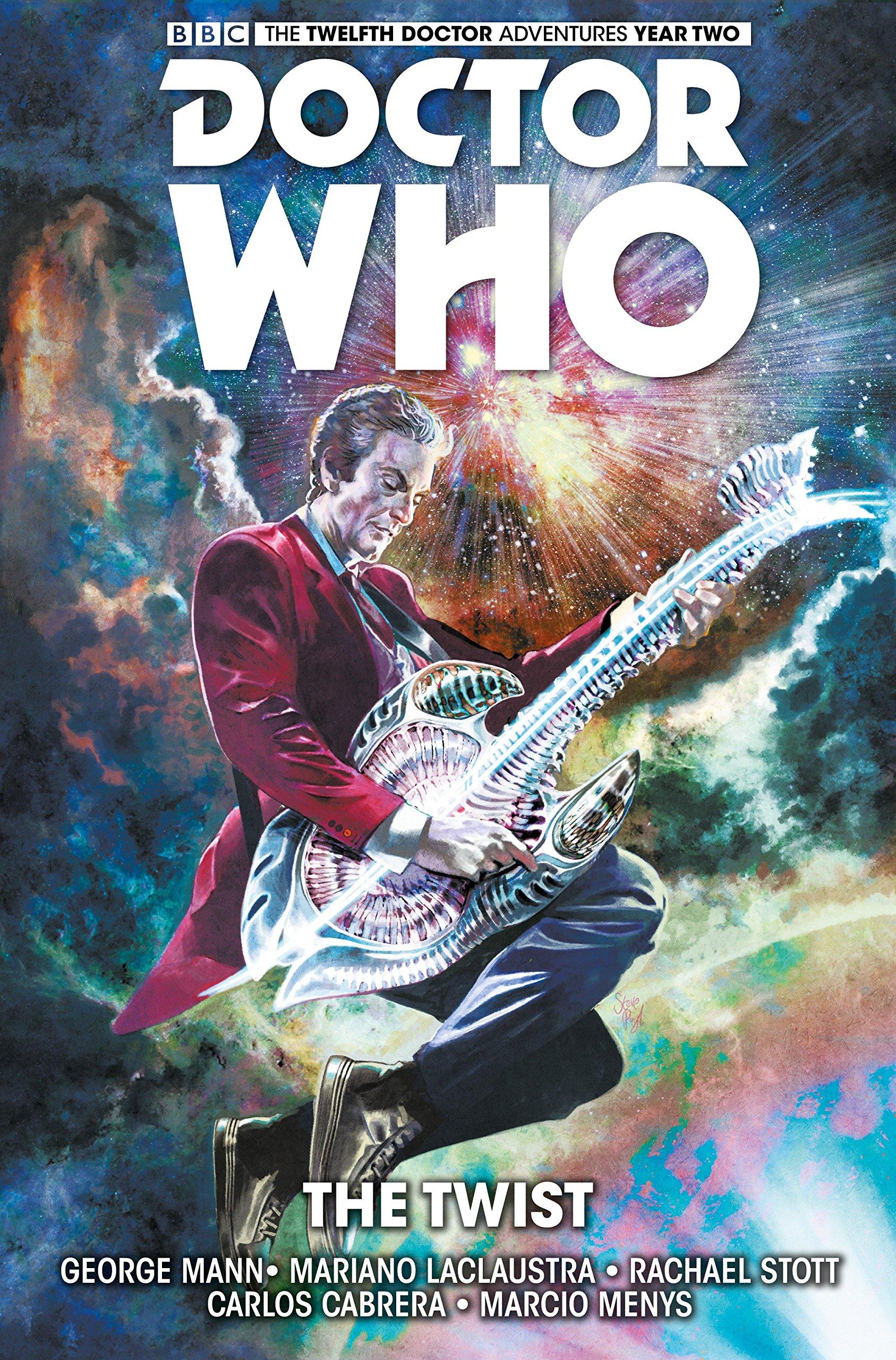 Doctor Who: The Twelfth Doctor Volume 5 - The Twist pdf epub